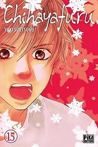Chihayafuru, tome 15 par Yuki Suetsugu