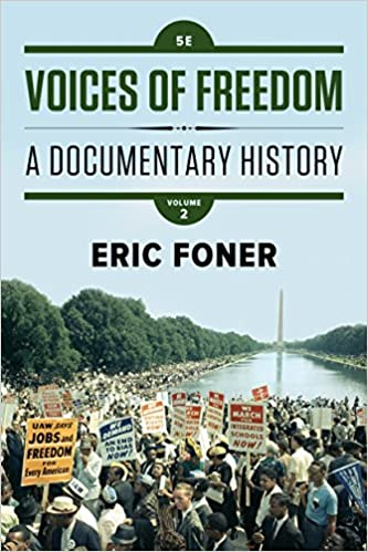 Amazon voices of freedom a documentary history fifth edition amazon voices of freedom a documentary history fifth edition vol 2 ebook eric foner kindle store fandeluxe Gallery