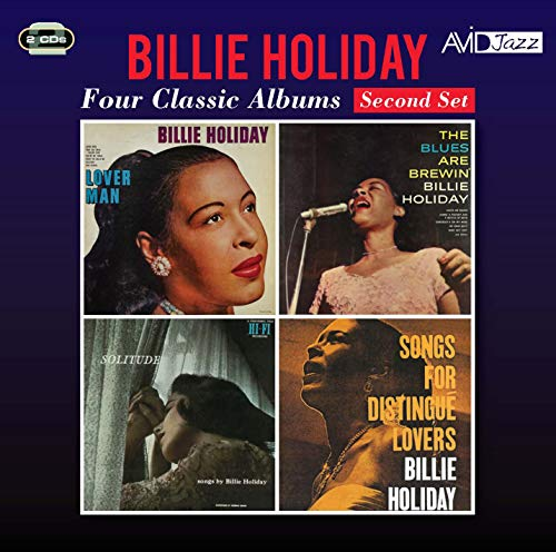 (Four Classic Albums (Lover Man / The Blues Are Brewin' / Solitude / Songs For Distingue Lovers))