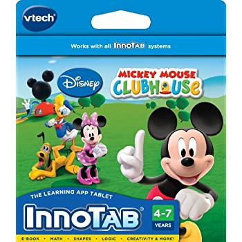 VTech InnoTab Software, Disney's Mickey Mouse Clubhouse