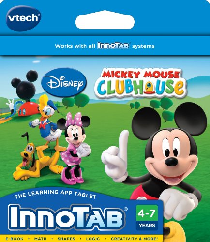 VTech InnoTab Software Disneys Clubhouse product image