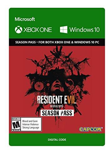 Resident Evil 7 Biohazard: Season Pass - Xbox One Digital Code by Capcom