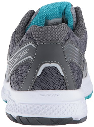 Grey Saucony Women's Running 10 Cohesion Shoe Blue xxRfq7Fp