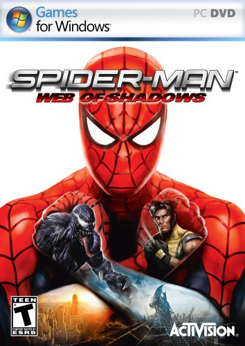Spider-Man: Web of Shadows - PC