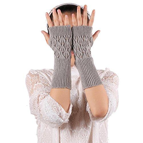 に慣れ迷惑新しい意味ルテンズ(Lutents)レディース 冬 可愛い 厚手 女性防寒手袋 運転運動にも あったか 女の子 指穴 きれいめ 防寒手袋 冬小物 ニット手袋 手ぶくろ 可愛い 韓国風 プレゼント