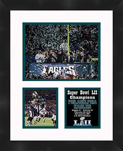 (Frames by Mail 2018 Super Bowl LII (52) Champions Philadelphia Eagles)