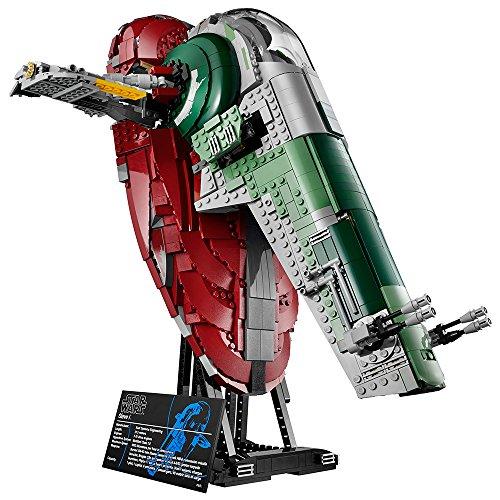 LEGO Star Wars Slave I 75060 Star Wars Toy by LEGO (Image #1)