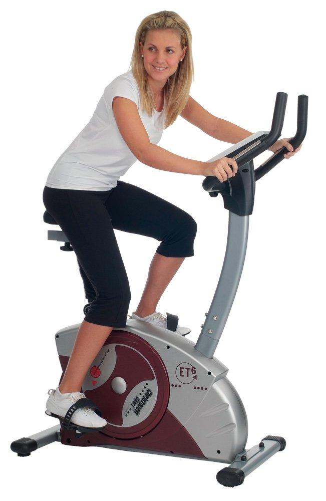 Fitnessbikes Fitness & Jogging Begeistert Fahrrad Hometrainer Kettler Für Den Winter Einfach Zu Reparieren