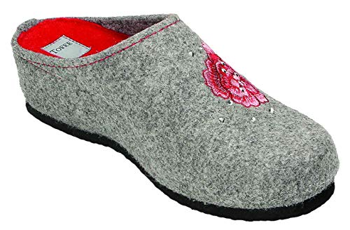 Gris Femme Tofee Gris Chaussons Chaussons Pour Tofee Femme Pour Tofee Chaussons pUq6U