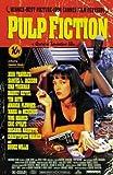 1art1 36889 Poster Pulp Fiction Affiche Principale de Quentin Tarantino 91 X 61 cm