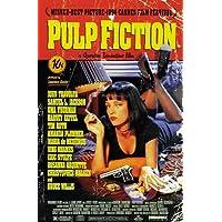 Posters: Pulp Fiction Poster - Affiche Principale, Quentin Tarantino (91 x 61 cm)