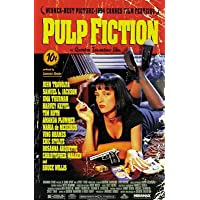 Posters: Pulp Fiction Poster - Affiche Principale, Quentin Tarantino (91 x 61 cm)