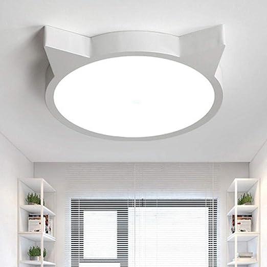Luces de techo para cocina Sala de estar LED Habitación cuadrada ...