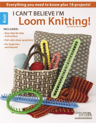 Cant Believe Im Loom Knitting ebook product image