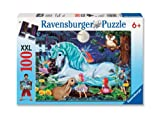 : Ravensburger Enchanted Forest - 100 Piece Puzzle