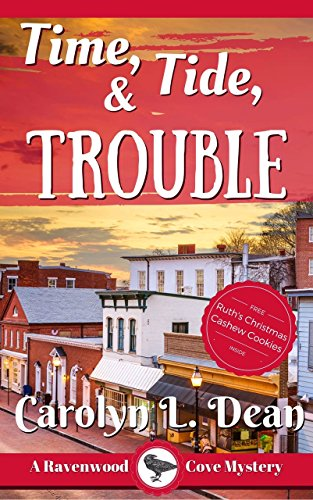 TIME TIDE TROUBLE Ravenwood Mystery ebook