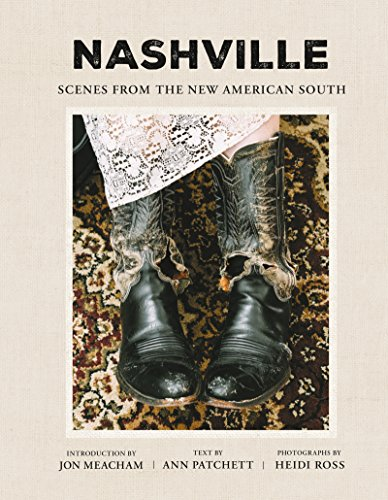 Book cover from Nashville: Scenes from the New American South by Ann Patchett