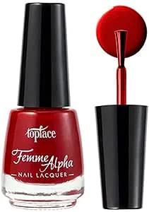 TopFace Femme Alpha Nail Lacquer Nail Polish 11.3ml No. 22 (PT103