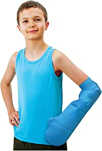 Bloccs Waterproof Arm Cast Protector, Child Small Short Arm