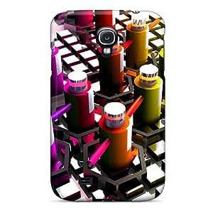 Hot Design Premium BPY12372LAXa Tpu Case Cover Galaxy S4 Protection Case(palo)