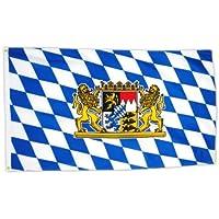 MM Flaggen / Fahnen, mehrfarbig, 150 x 90 x 1 cm, 16158