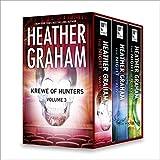 krewe of hunters series volume 3 the night is watchingthe night is alivethe night is forever heather graham krewe of hunters series box set