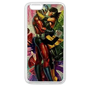"UniqueBox Customized Marvel Series Case for iPhone 6 4.7"", Marvel Comic Hero Ant Man iPhone 6 4.7"