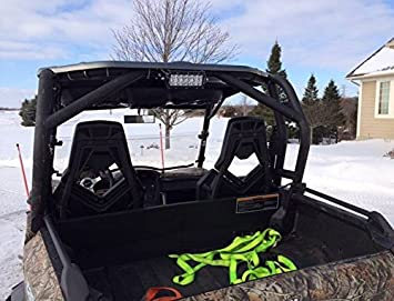 Truck 20 inch SIRIUS Pro LED Single Row Light Bar: Spot Flood Jeep ATV Boat 4x4
