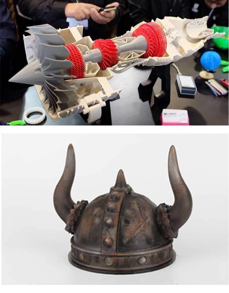 Creality 3D Printer Ender 3/Fantastic Desktop/FDM DIY Kits for FLA TPU Made for Designers ABS Teachers/and Creative Talents