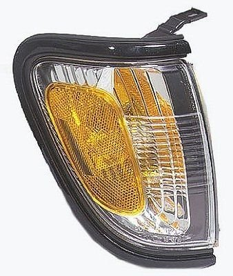 01 02 03 04 Toyota Tacoma Passenger Cornerlamp Cornerlight Black Trim NEW 81610-04090-C0 - Trims Cab 4x4