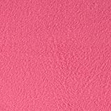 Warm Winter Fleece Solid Cotton Candy Pink Fabric By The Yard