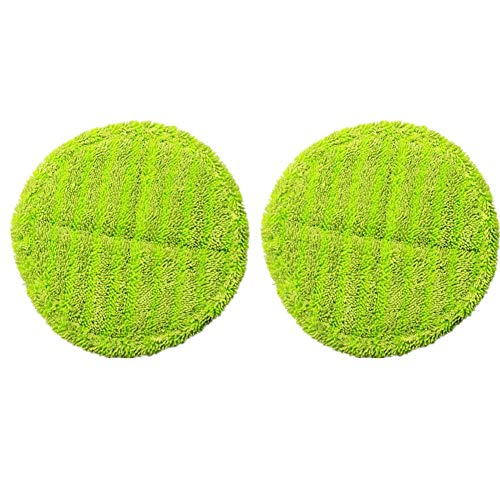 Replacement Pads for Cordless Electric Spinning Mop Sweeper for T5