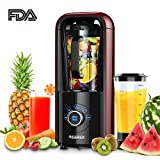 Aigerek Vacuum Blender Drink Mixer & Ice Crusher Self-Clean for Smoothies & Shakes with Recipe Book