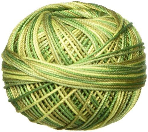 Handy Hands Lizbeth Cordonnet Cotton Size 3-Leafy Greens