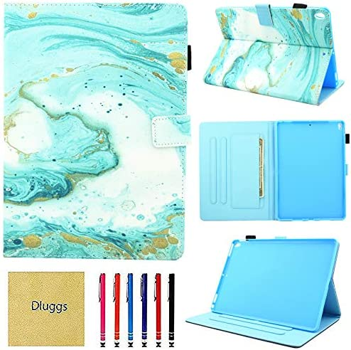 Generation Dluggs Leather Tablet Marble