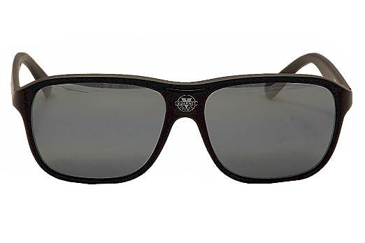 a02a69c2ee223 Vuarnet VL0003 Noir Mat Skilynx Blue Polarlynx  Amazon.fr  Vêtements et  accessoires