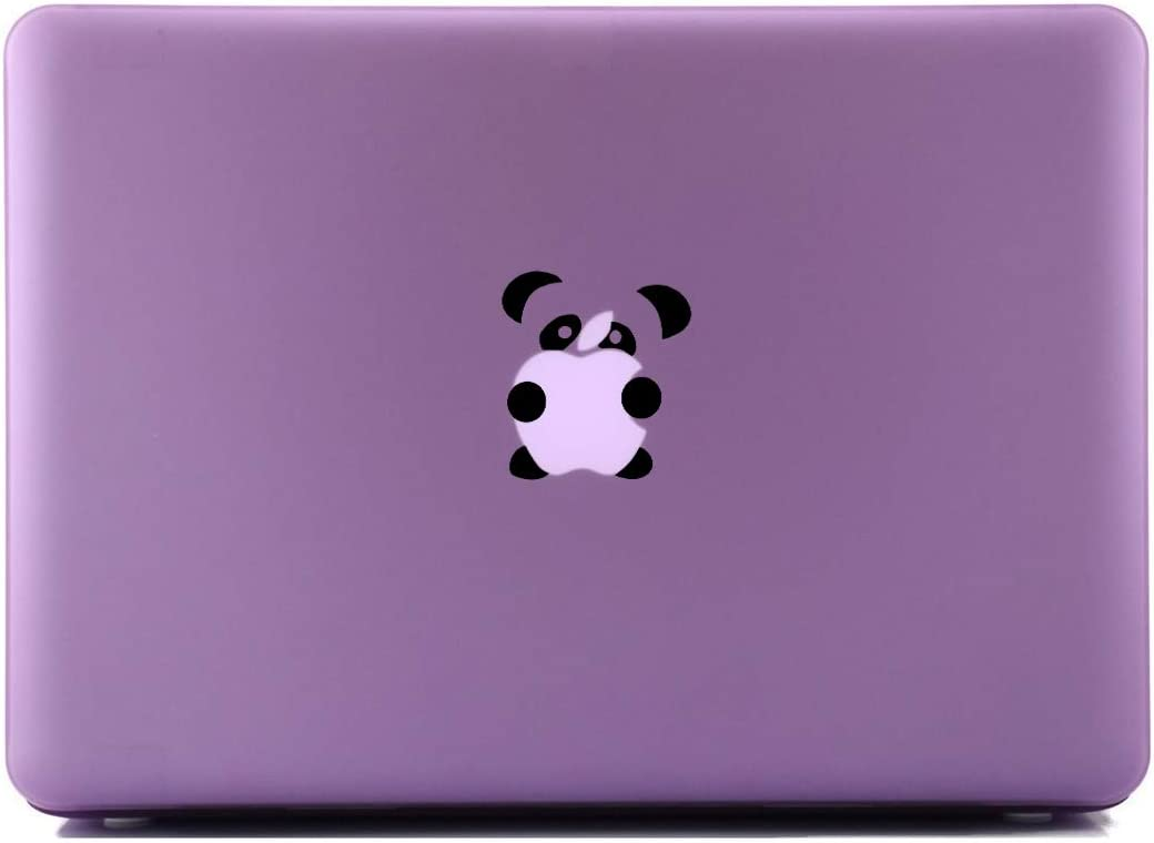 Panda Apple Decorative Laptop Skin Decal