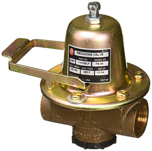 Bell and Gossett 110192 Fb-38 Pressure Reducing Valve