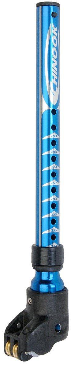 Chinook Skinny M Aluminum Euro Mast Extension Sz 28cm