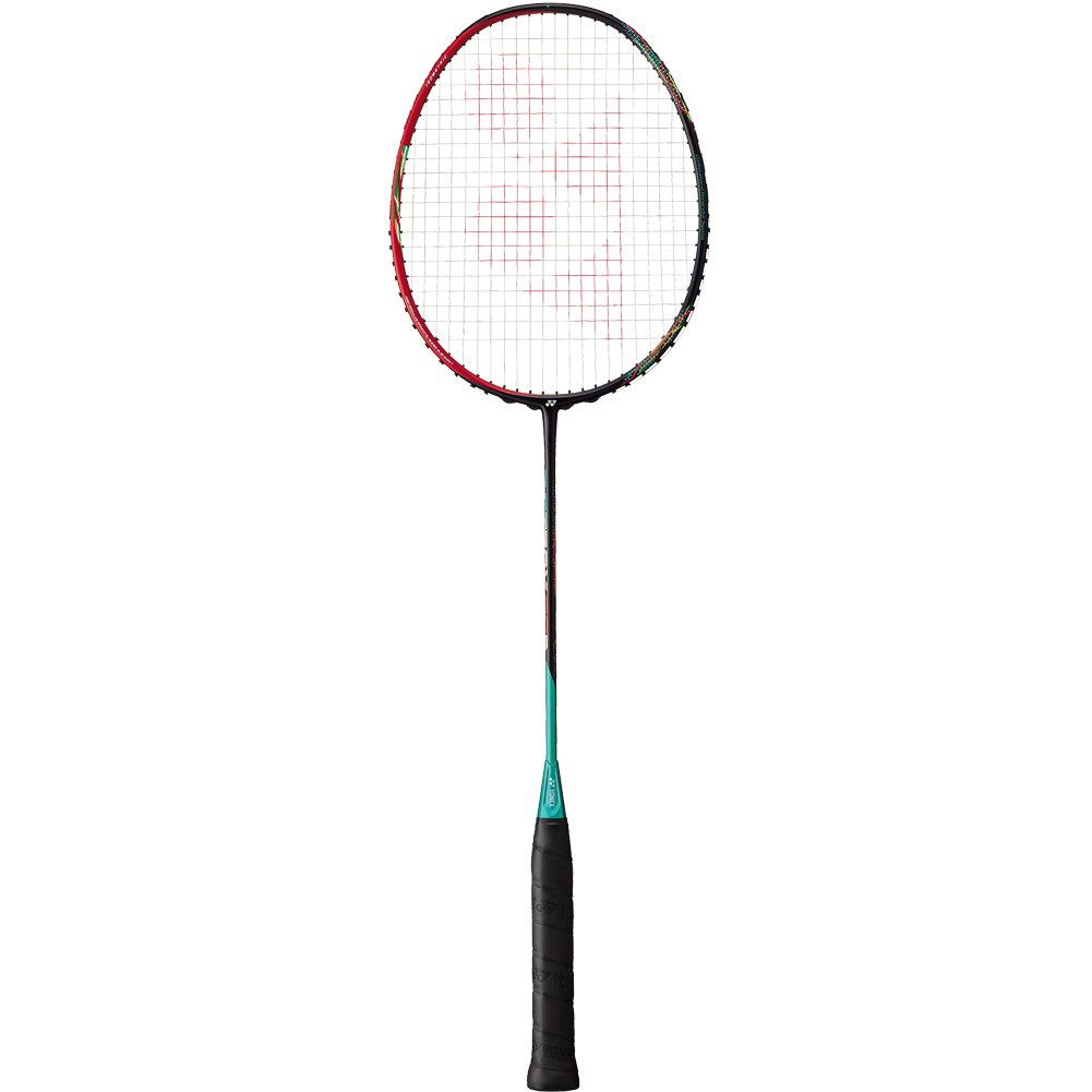 Yonex Astrox 88 D / Y 2018 New Badminton Racket (88D Ruby Red, Strung with NG99 @26lb)