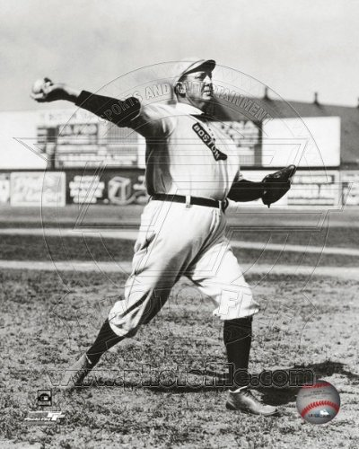 Cy Young Boston Red Sox 1908 MLB Action Photo 8x10
