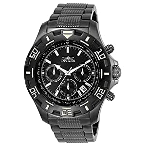 Invicta 6412 Python Collection Stainless Steel Watch with Link Bracelet for Men