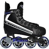 Tron-X Adjustable Inline Hockey Skates (JR2 - JR5) by Tron-X