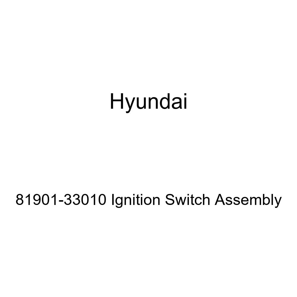 Genuine Hyundai 81901-33010 Ignition Switch Assembly