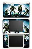 Teenage Mutant Ninja Turtles TMNT Leonardo Movie Cartoon Don Mike Raph Video Game Vinyl Decal Skin Sticker Cover for Nintendo DSi XL System