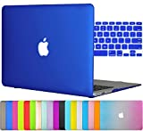 Easygoby 2in1 Matte Frosted Silky-Smooth Soft-Touch Hard Shell Case Cover for 13-inch MacBook