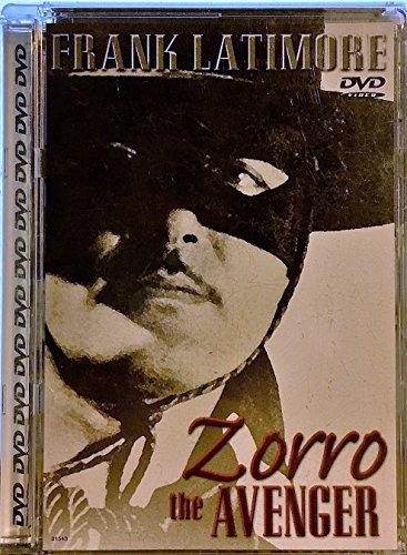 Zorro the Avenger for $<!---->