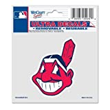"MLB Cleveland Indians 84465010 Multi-Use Decal, 3"" x 4"""
