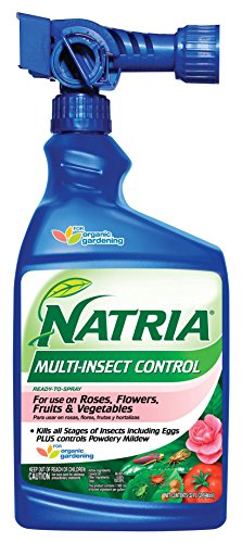 Multi Insect Killer - Natria Bayer Advanced 706150 Multi Insect Control Ready-To-Spray, 32-Ounce