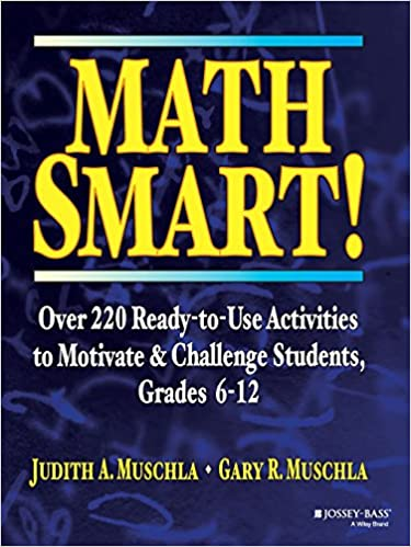 Amazon.com: Math Smart!: Over 220 Ready-to-Use Activities to ...